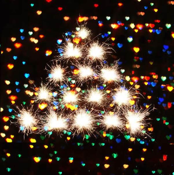 Neujahr von Herzen