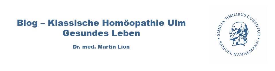 Blog – Klassische Homöopathie Ulm – Gesundes Leben